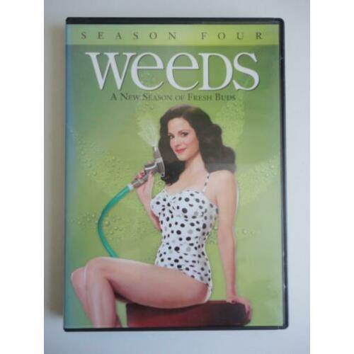 Weeds - Season Four (3 DVD) (Import)