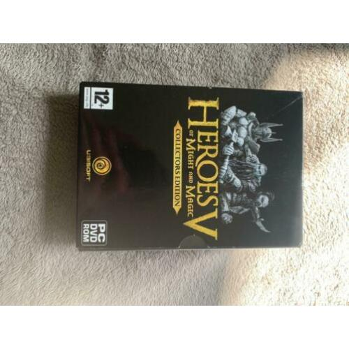 Heroes V Might and Magic * Collectors Edition *