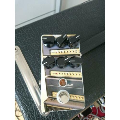 Brown Eyed overdrive. Thure-effects.