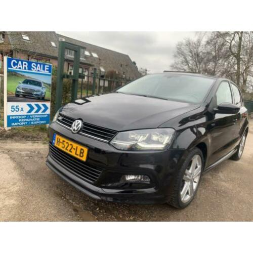 Volkswagen Polo 1.2 TSI R-Line Edition Led